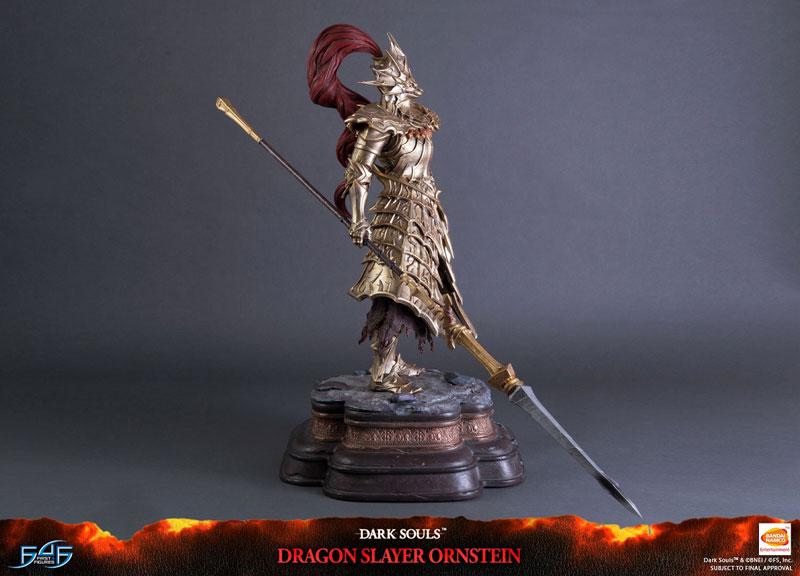 ダークソウル『竜狩りオーンスタイン』スタチュー 完成品フィギュア-003