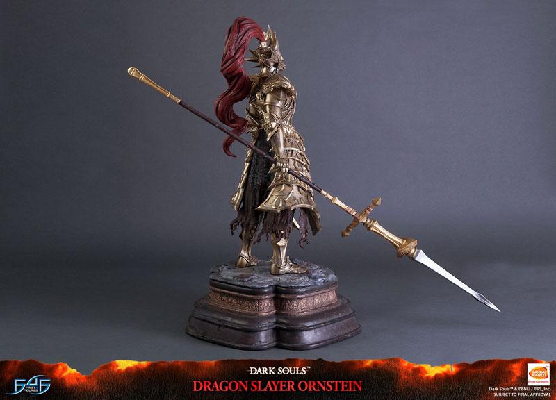 ダークソウル『竜狩りオーンスタイン』スタチュー 完成品フィギュア-004