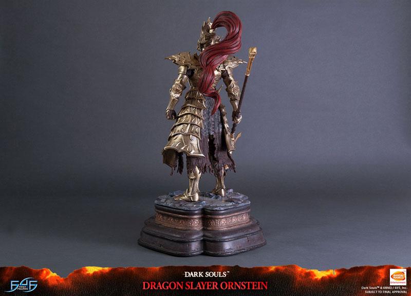 ダークソウル『竜狩りオーンスタイン』スタチュー 完成品フィギュア-006