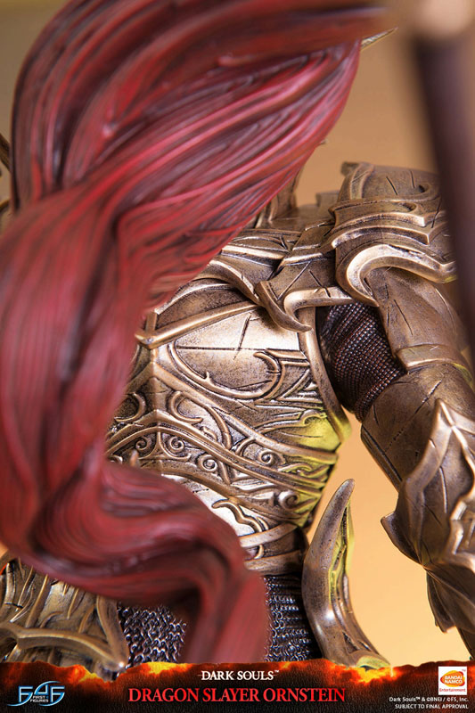 ダークソウル『竜狩りオーンスタイン』スタチュー 完成品フィギュア-015