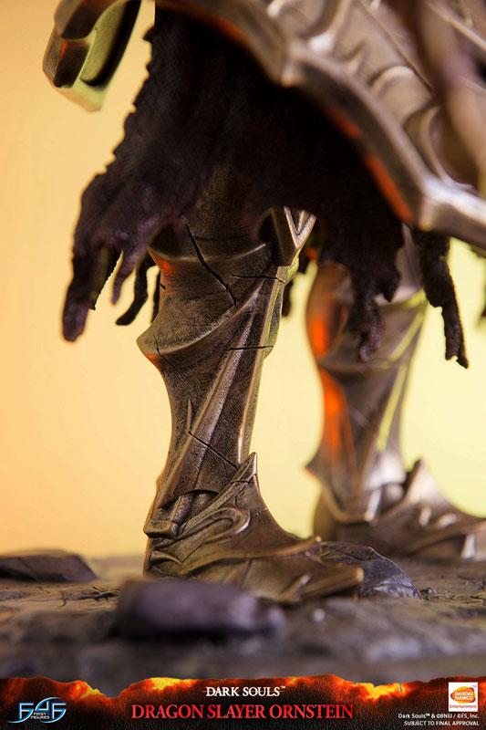 ダークソウル『竜狩りオーンスタイン』スタチュー 完成品フィギュア-029