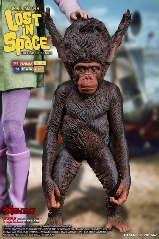 宇宙家族ロビンソン『ペニー・ロベルタ・ロビンソン 3rdシーズン with ブループ』1/6 可動フィギュア-007