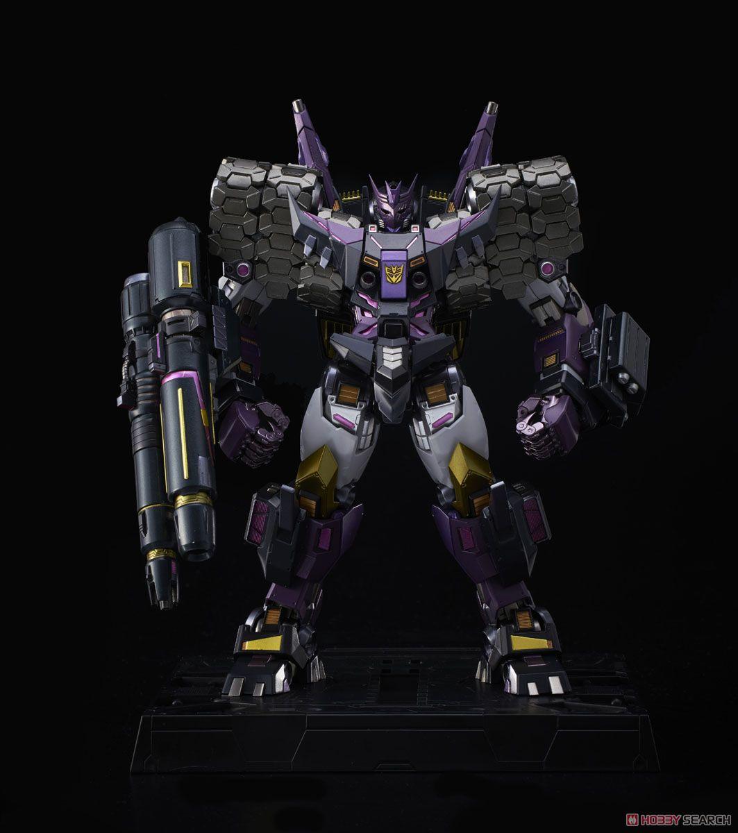 鉄機巧『ターン』トランスフォーマー 可動フィギュア-001
