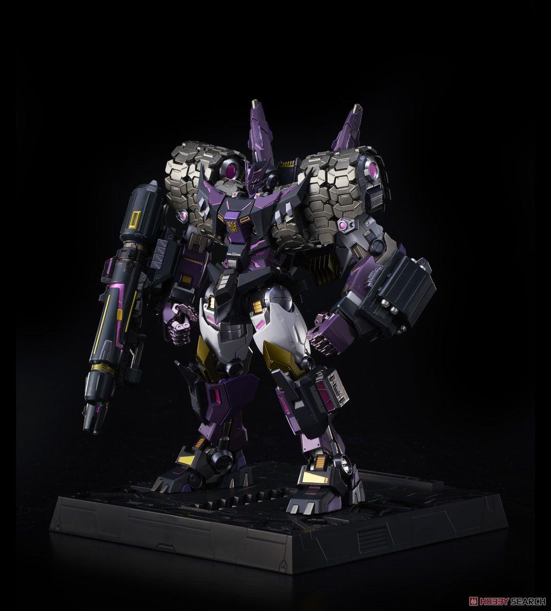 鉄機巧『ターン|トランスフォーマー』可動フィギュア-002