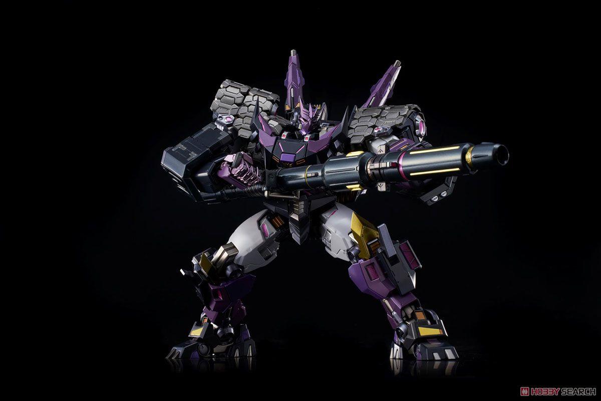 鉄機巧『ターン』トランスフォーマー 可動フィギュア-003