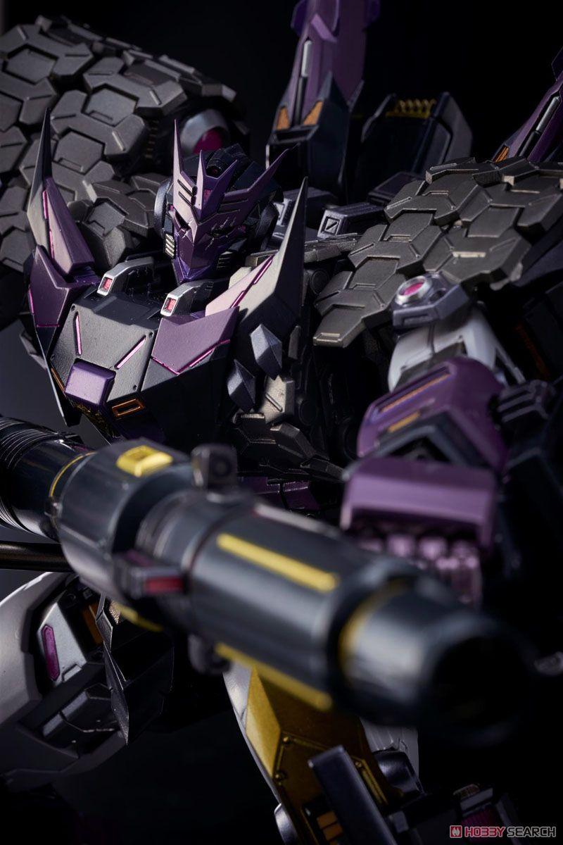 鉄機巧『ターン』トランスフォーマー 可動フィギュア-004