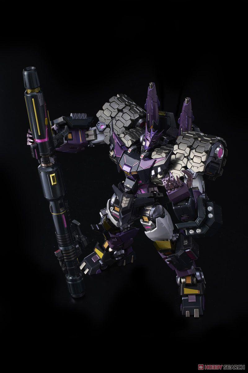 鉄機巧『ターン』トランスフォーマー 可動フィギュア-006