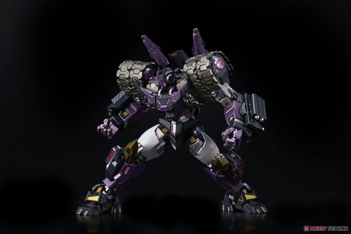 鉄機巧『ターン|トランスフォーマー』可動フィギュア-009