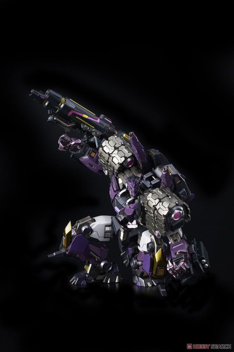 鉄機巧『ターン』トランスフォーマー 可動フィギュア-012
