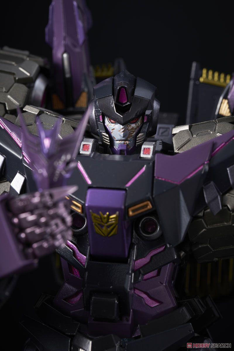 鉄機巧『ターン』トランスフォーマー 可動フィギュア-014