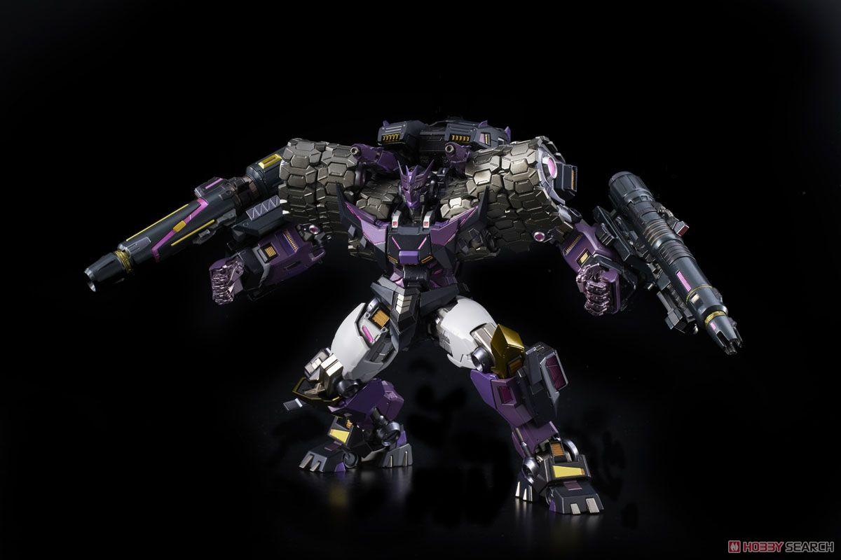 鉄機巧『ターン』トランスフォーマー 可動フィギュア-017
