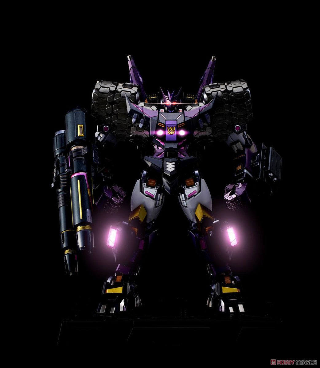 鉄機巧『ターン|トランスフォーマー』可動フィギュア-019