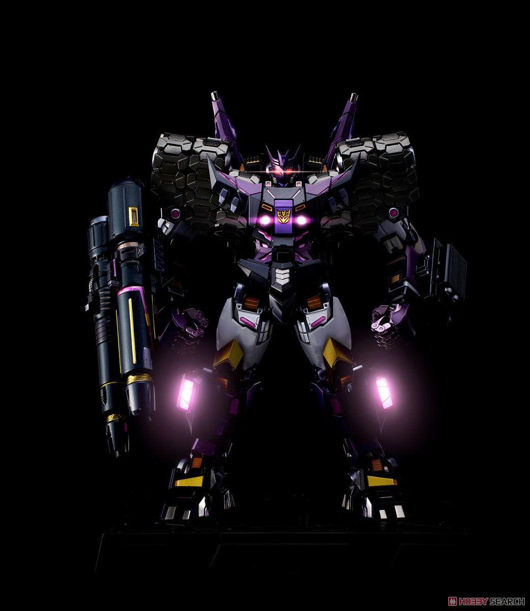 鉄機巧『ターン』トランスフォーマー 可動フィギュア-019