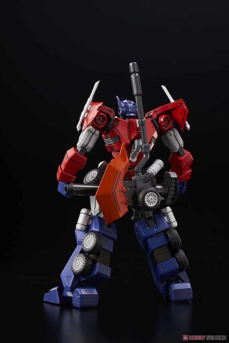 風雷模型『オプティマス・プライム|トランスフォーマー』プラモデル-013