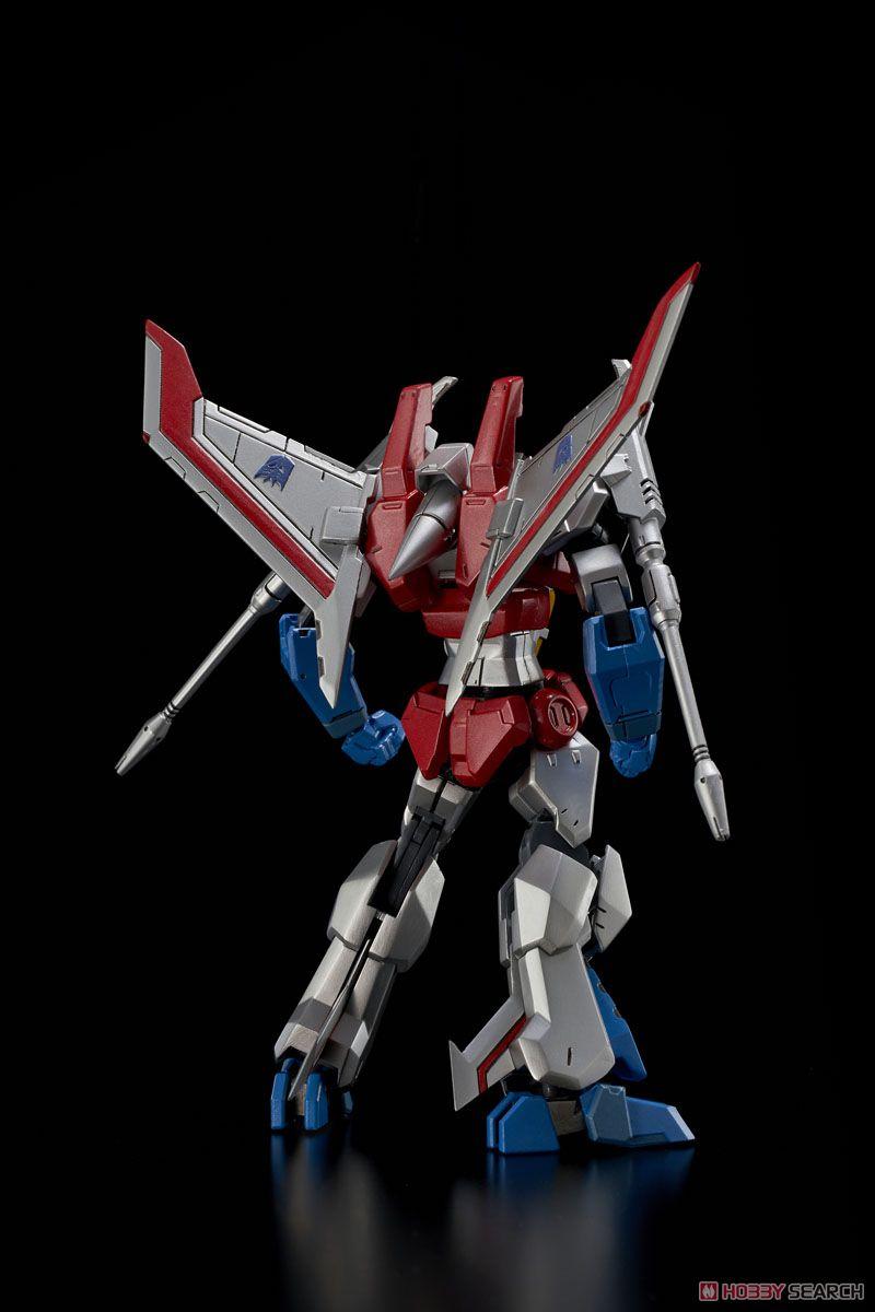 風雷模型『スター・スクリーム|トランスフォーマー』プラモデル-002