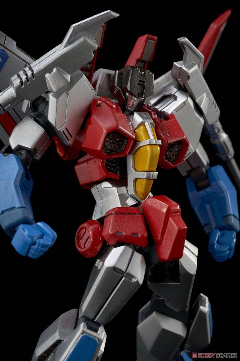 風雷模型『スター・スクリーム|トランスフォーマー』プラモデル-006
