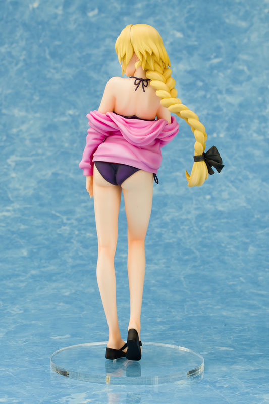 Fate/EXTELLA『ジャンヌ・ダルク グラビア・ヴァカンスver.』1/8 完成品フィギュア-002