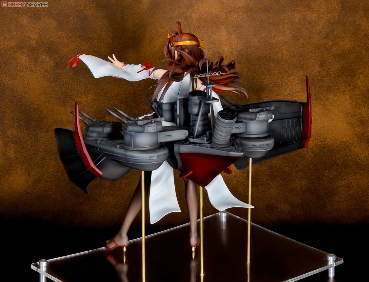 【再販】艦隊これくしょん -艦これ-『金剛改二』1/7 完成品フィギュア-019