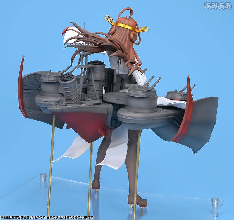 【再販】艦隊これくしょん -艦これ-『金剛改二』1/7 完成品フィギュア-039