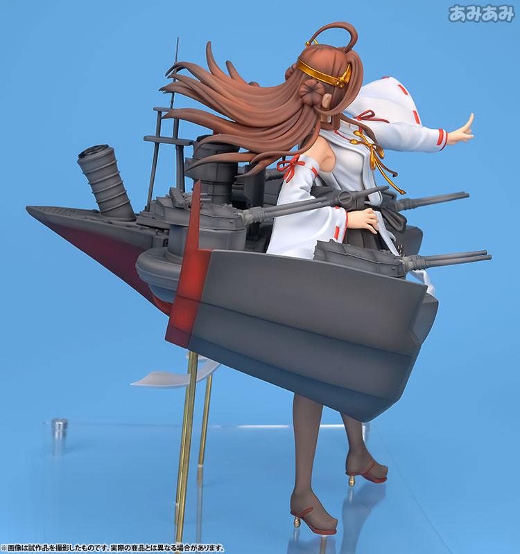 【再販】艦隊これくしょん -艦これ-『金剛改二』1/7 完成品フィギュア-040