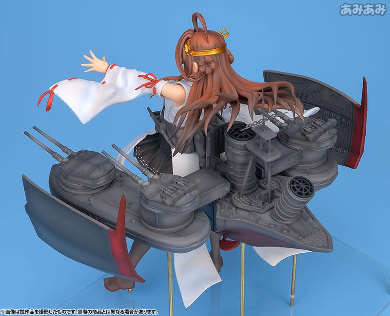 【再販】艦隊これくしょん -艦これ-『金剛改二』1/7 完成品フィギュア-046