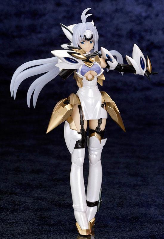 【再販】ゼノサーガIII『KOS-MOS(コスモス)Ver.4 エクストラコーティングエディション』1/12 プラモデル-006