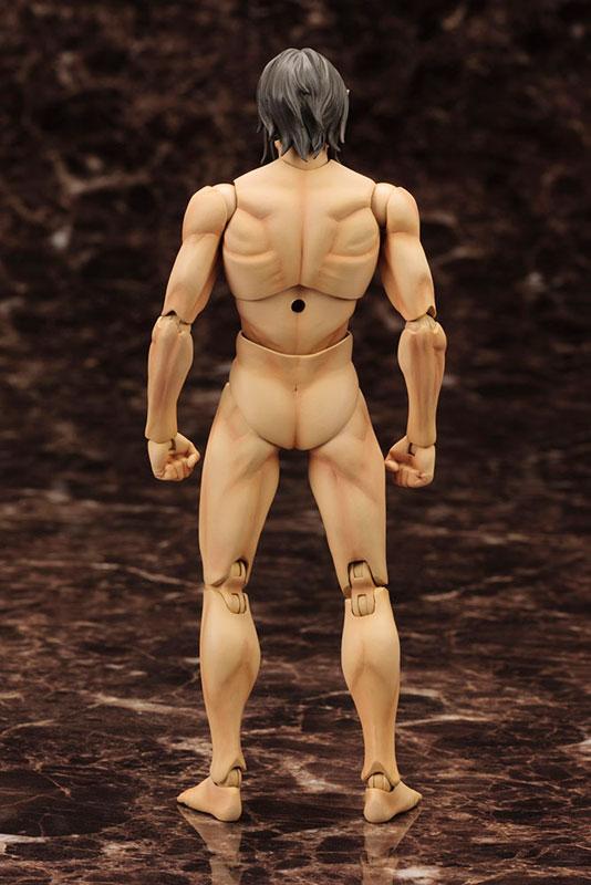 【再販】進撃の巨人『エレン・イェーガー 巨人Ver.』プラモデル-005