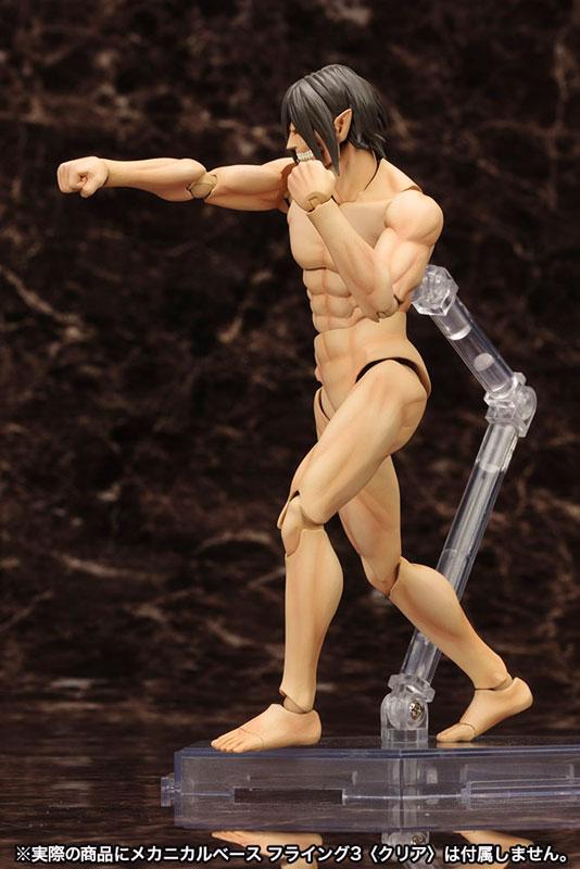 【再販】進撃の巨人『エレン・イェーガー 巨人Ver.』プラモデル-006