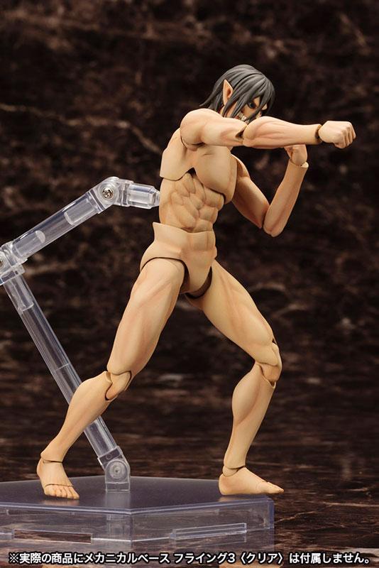 【再販】進撃の巨人『エレン・イェーガー 巨人Ver.』プラモデル-007