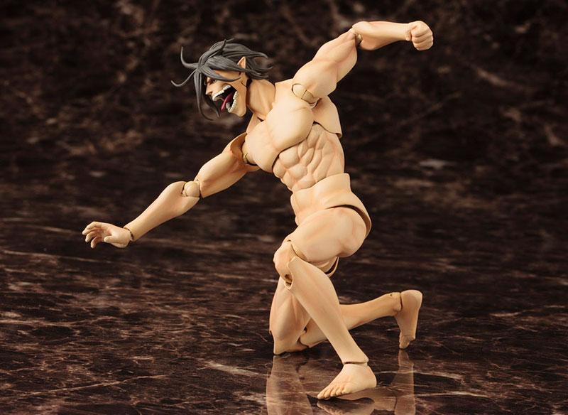【再販】進撃の巨人『エレン・イェーガー 巨人Ver.』プラモデル-011