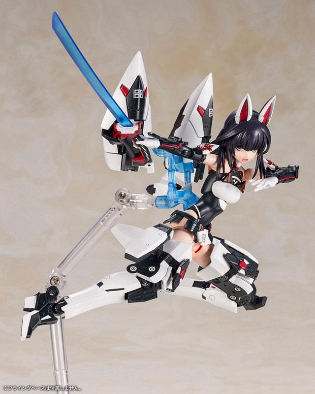 メガミデバイス × アリス・ギア・アイギス『吾妻楓』プラモデル-001