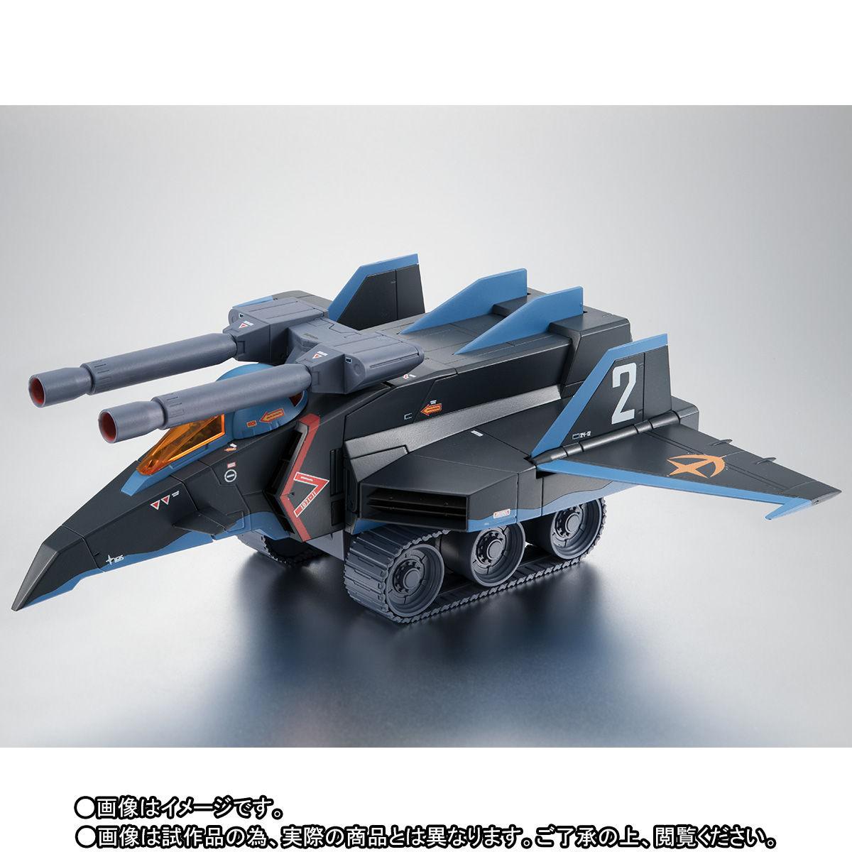 ROBOT魂 〈SIDE MS〉『RX-78-2 ガンダム & Gファイター ver. A.N.I.M.E.~リアルタイプカラー~』可動フィギュア-007