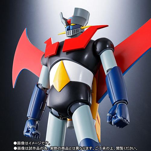 超合金魂 GX-70SP『マジンガーZ D.C. アニメカラーバージョン』可動フィギュア