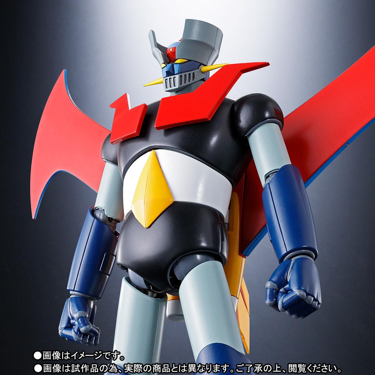 超合金魂 GX-70SP『マジンガーZ D.C. アニメカラーバージョン』可動フィギュア-001