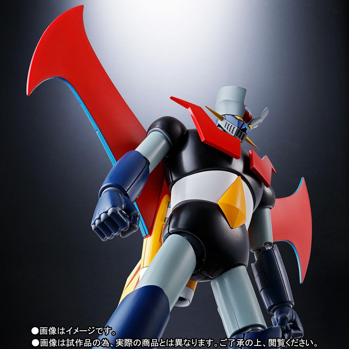 超合金魂 GX-70SP『マジンガーZ D.C. アニメカラーバージョン』可動フィギュア-002