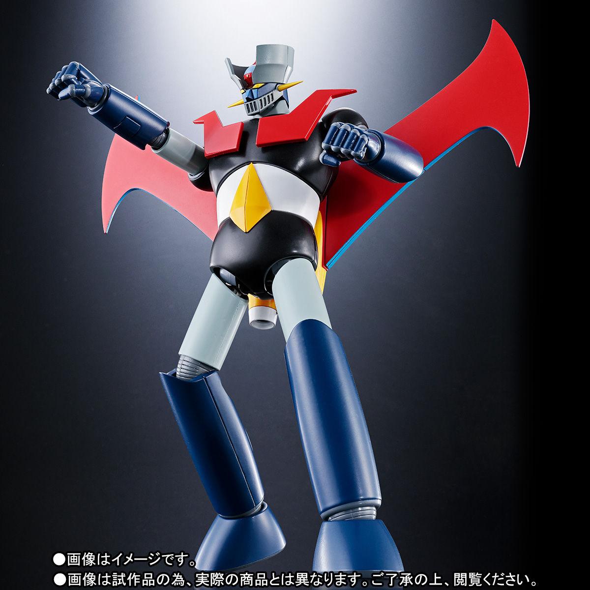 超合金魂 GX-70SP『マジンガーZ D.C. アニメカラーバージョン』可動フィギュア-003
