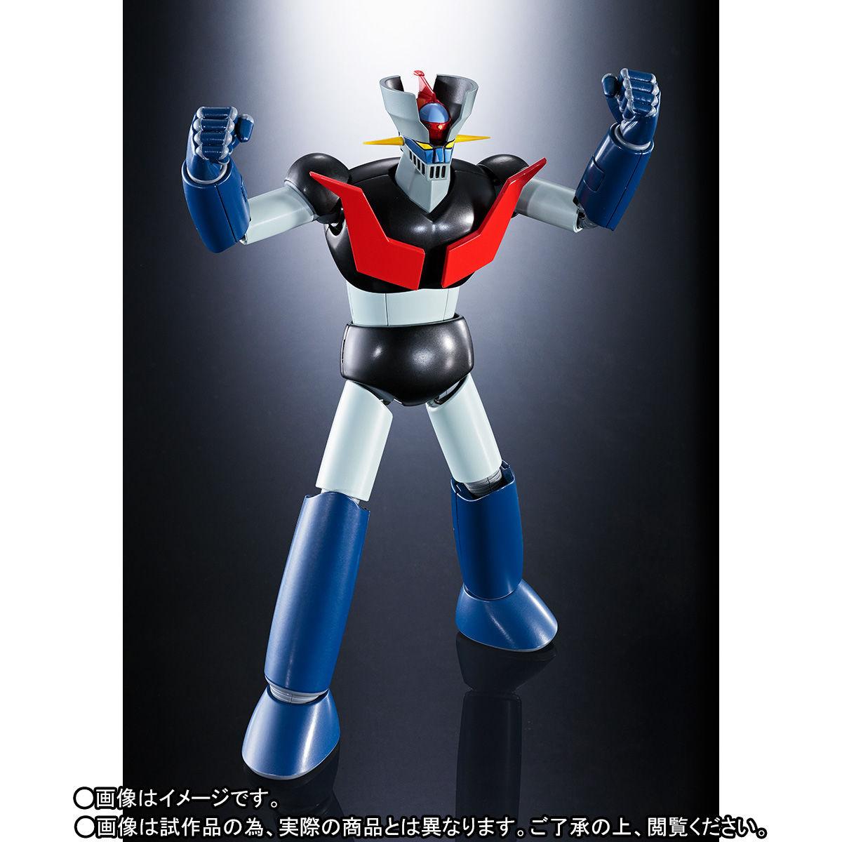 超合金魂 GX-70SP『マジンガーZ D.C. アニメカラーバージョン』可動フィギュア-005