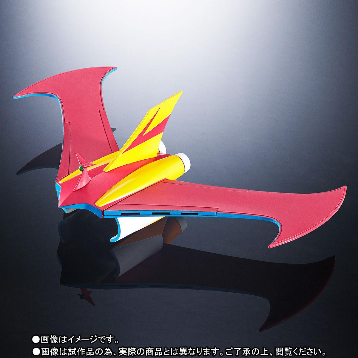 超合金魂 GX-70SP『マジンガーZ D.C. アニメカラーバージョン』可動フィギュア-006