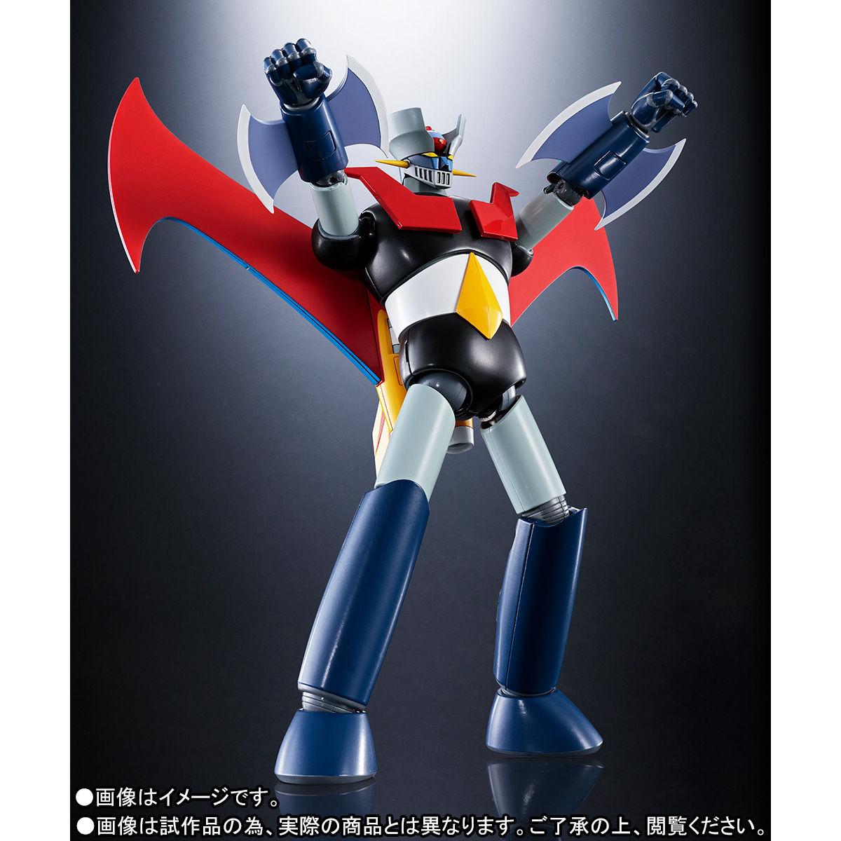超合金魂 GX-70SP『マジンガーZ D.C. アニメカラーバージョン』可動フィギュア-007