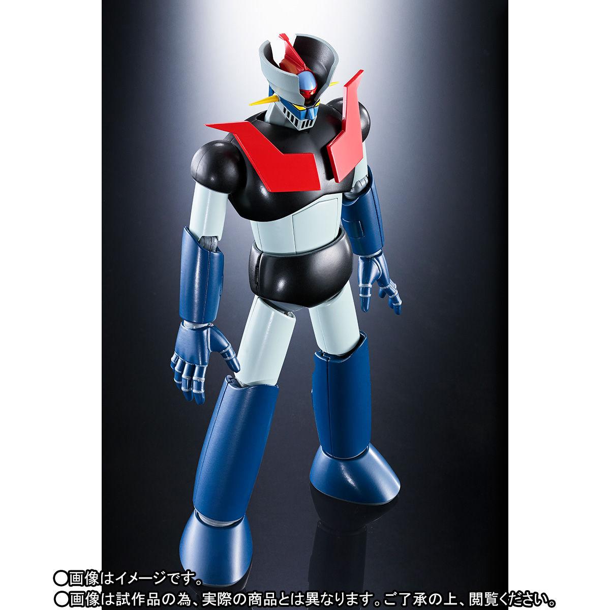 超合金魂 GX-70SP『マジンガーZ D.C. アニメカラーバージョン』可動フィギュア-008
