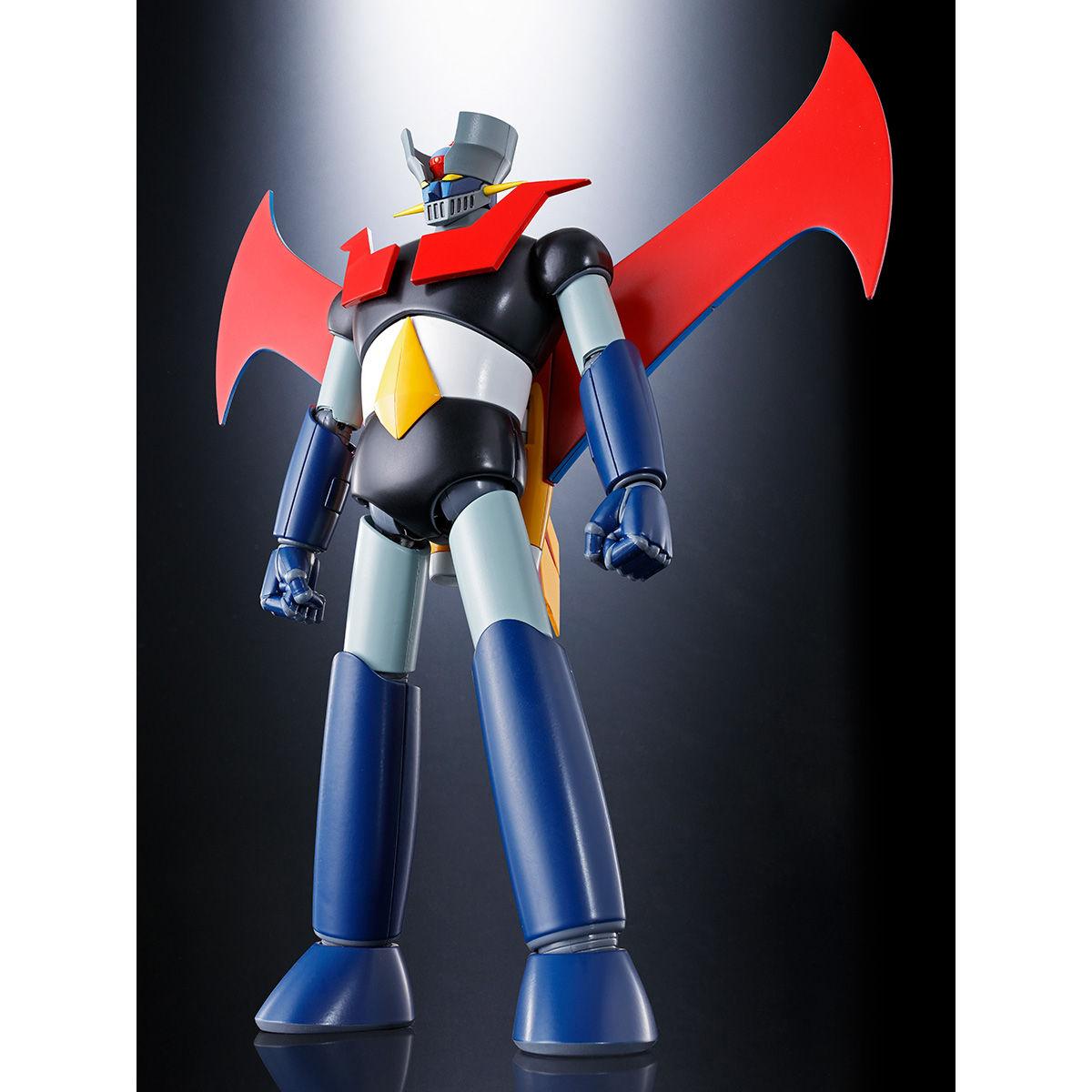 超合金魂 GX-70SP『マジンガーZ D.C. アニメカラーバージョン』可動フィギュア-010