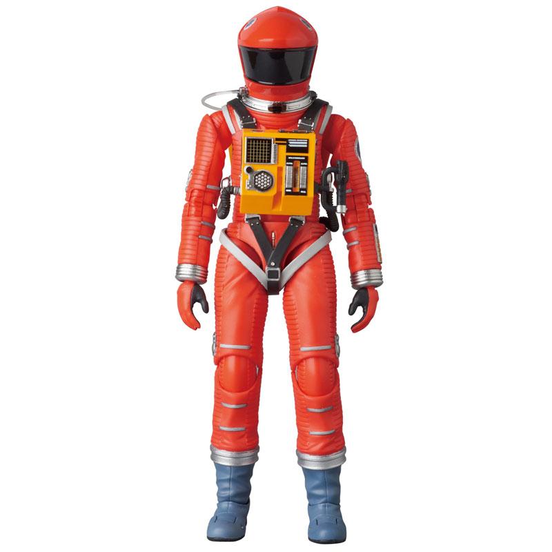 マフェックス No.034『SPACE SUIT ORANGE Ver.』2001:A Space Odyssey 可動フィギュア-001