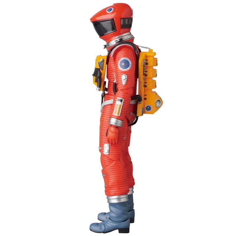 マフェックス No.034『SPACE SUIT ORANGE Ver.』2001:A Space Odyssey 可動フィギュア-002