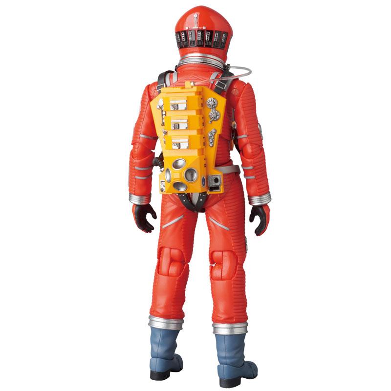 マフェックス No.034『SPACE SUIT ORANGE Ver.』2001:A Space Odyssey 可動フィギュア-003