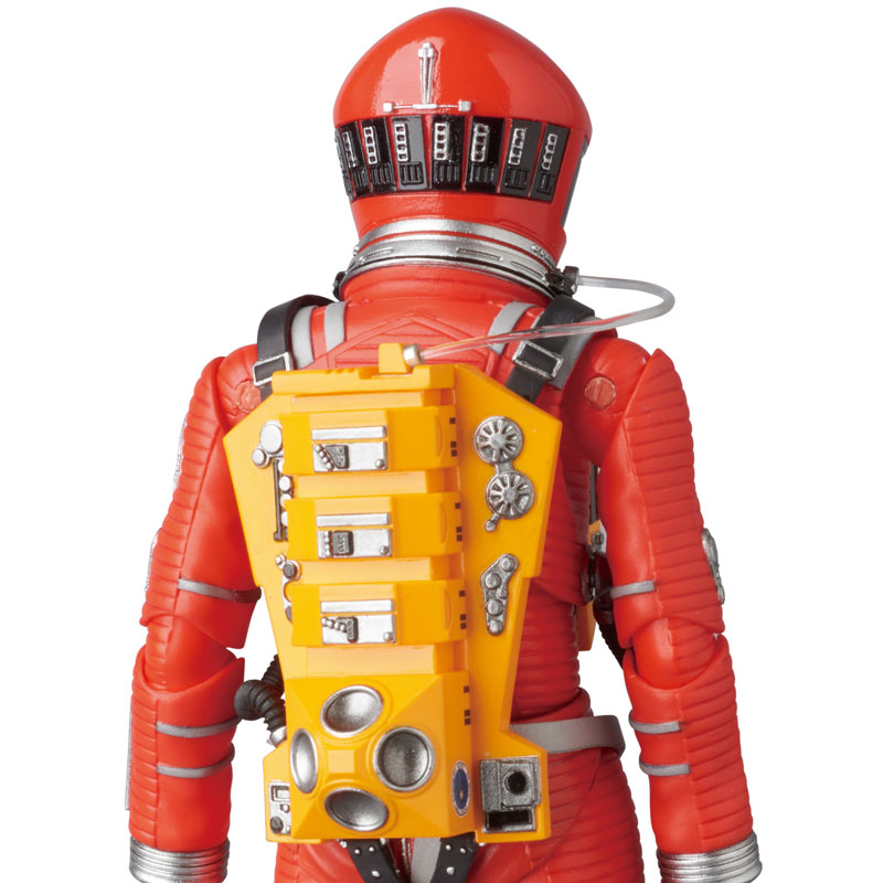 マフェックス No.034『SPACE SUIT ORANGE Ver.』2001:A Space Odyssey 可動フィギュア-004
