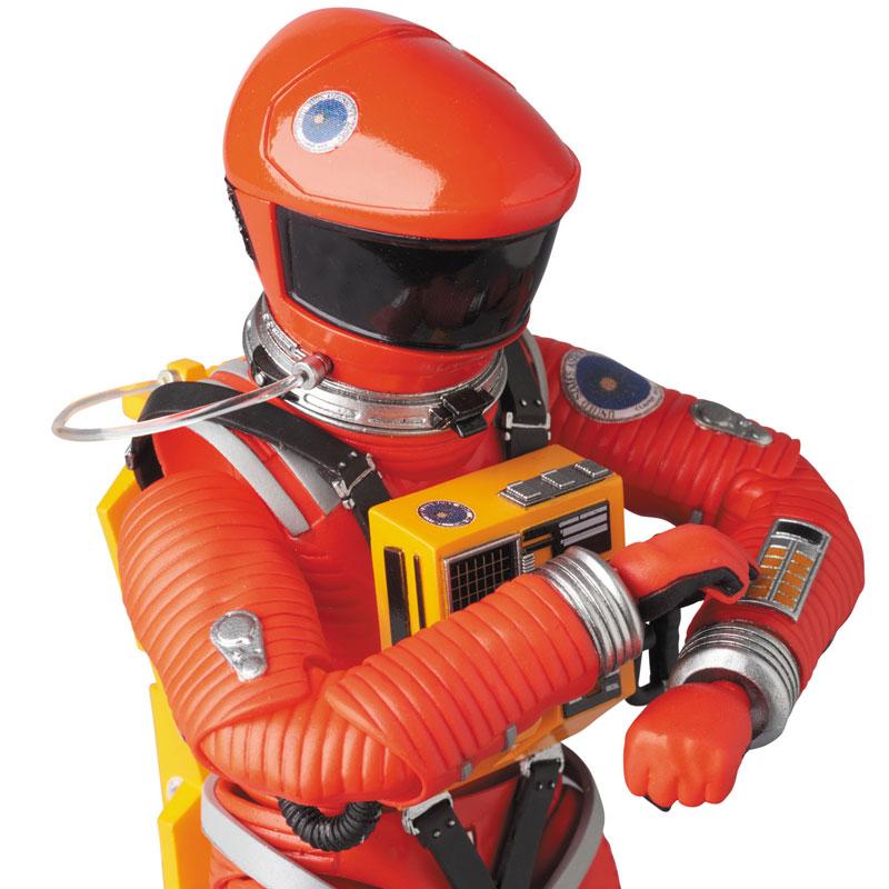 マフェックス No.034『SPACE SUIT ORANGE Ver.』2001:A Space Odyssey 可動フィギュア-005