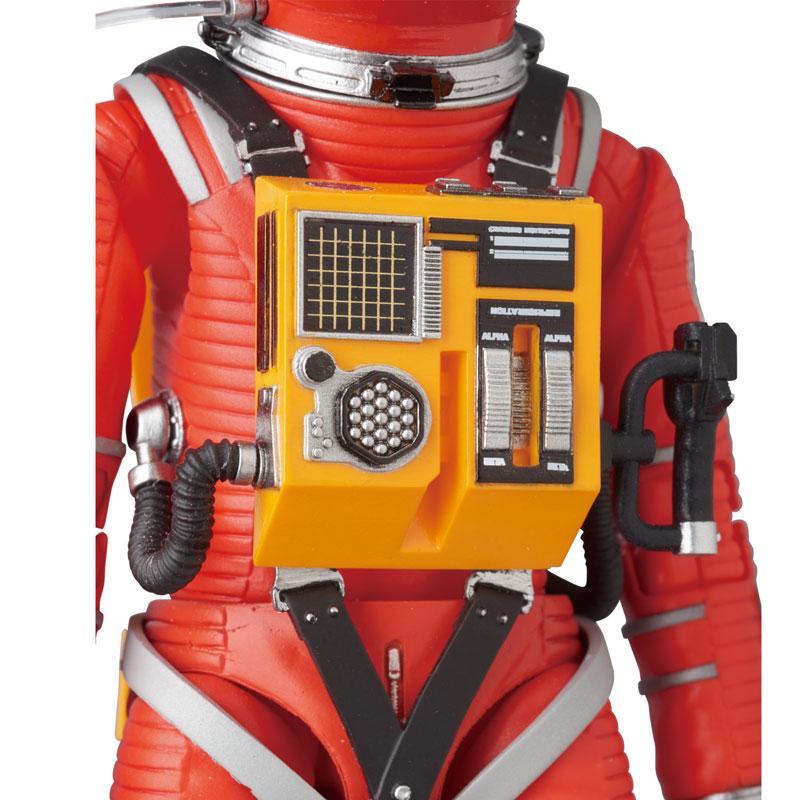 マフェックス No.034『SPACE SUIT ORANGE Ver.』2001:A Space Odyssey 可動フィギュア-006