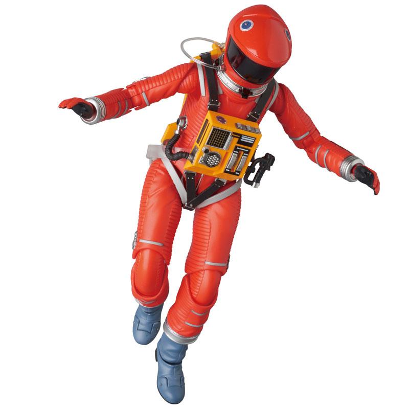 マフェックス No.034『SPACE SUIT ORANGE Ver.』2001:A Space Odyssey 可動フィギュア-007