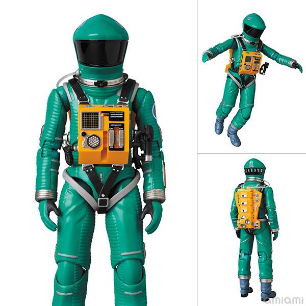 マフェックス No.089『SPACE SUIT GREEN Ver.』2001:A Space Odyssey 可動フィギュア