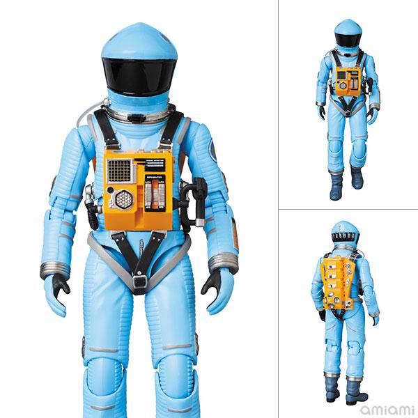 マフェックス No.090『SPACE SUIT BLUE Ver.』2001:A Space Odyssey 可動フィギュア